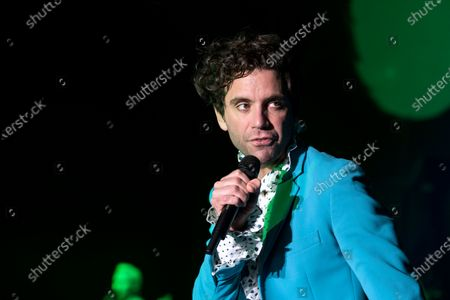 Mika, pseudonym of Michael Holbrook Penniman Jr. arrives in Italy at the Palapartenope in Naples. The title of the tour connects to his path of identity research and - precisely - revelation that I have undertaken in this new artistic adventure.