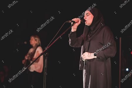 Stock Image of Sinead O'Connor