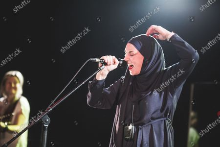 Editorial picture of Sinead O'Connor in concert, Campus Industry Music, Parma, Italy - 18 Jan 2020