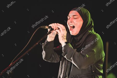 Stock Photo of Sinead O'Connor