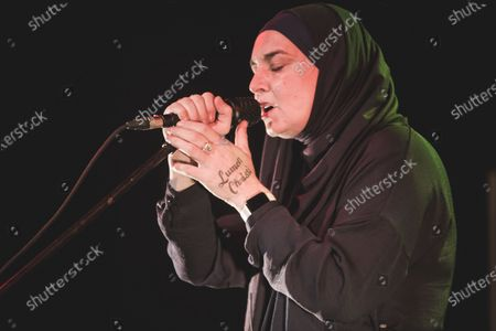 Stock Picture of Sinead O'Connor