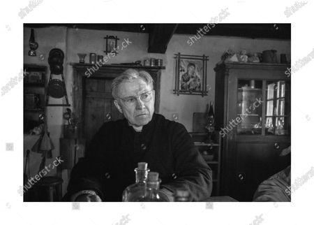 Stock Photo of Harvey Keitel as Priest