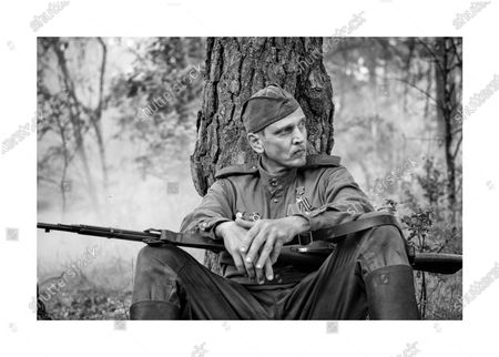 Stock Image of Barry Pepper as Mitka