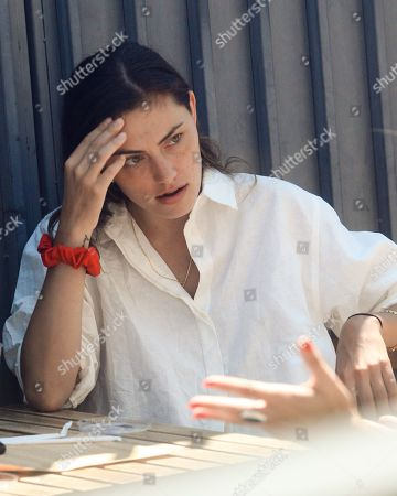 Stock Picture of Phoebe Tonkin