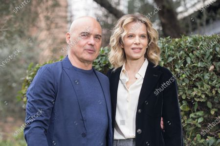 Editorial image of 'Montalbano' TV show photocall, Rome, Italy - 19 Feb 2020