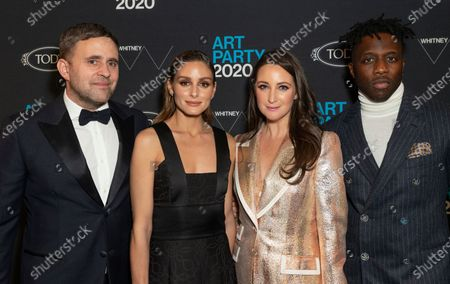Editorial photo of Whitney Contemporaries 2020 Art Party, New York, USA - 28 Jan 2020
