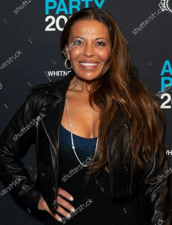 Stock Picture of Dolores Catania attends Whitney Contemporaries Art Party at Whitney Museum of American Art
