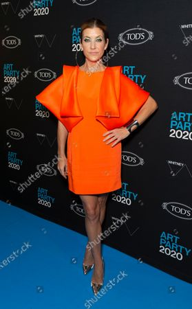 Kate Walsh attends Whitney Contemporaries Art Party at Whitney Museum of American Art