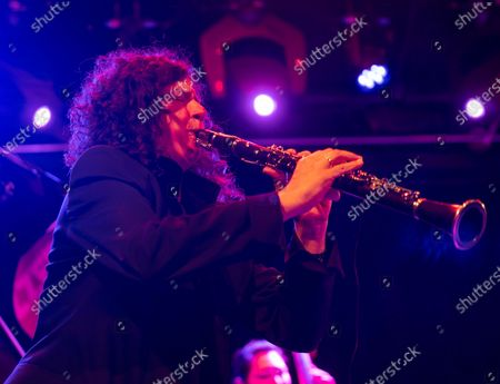 Editorial picture of 2020 Winter Jazz Festival concert at LPR, New York, United States - 13 Jan 2020