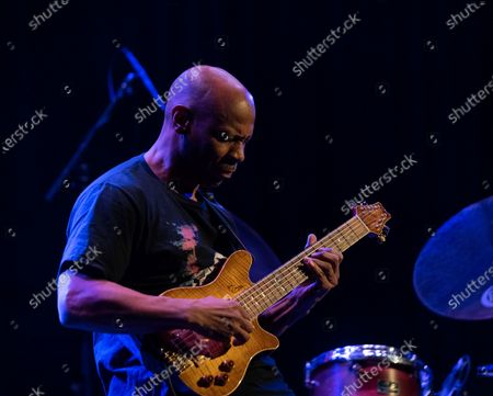 Editorial photo of 2020 Winter Jazz Festival concert at LPR, New York, United States - 13 Jan 2020