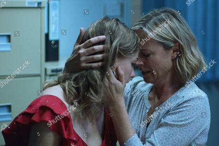 Stock Photo of Yvonne Strahovski as Sofie Werner and Marta Dusseldorp as Margot