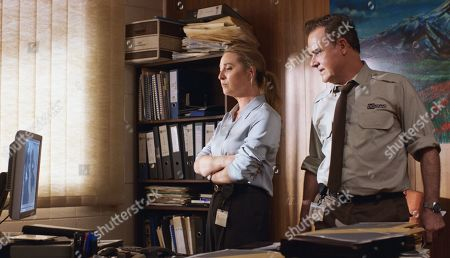 Asher Keddie as Clare Kowitz and Darren Gilshenan as Brian Ashworth