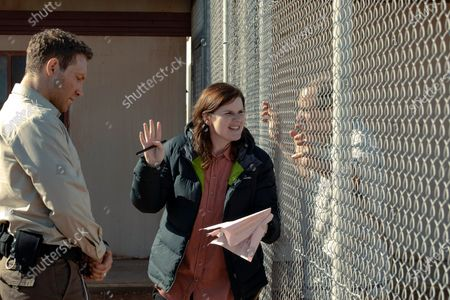 Jai Courtney as Cam Sandford and Emma Freeman Director