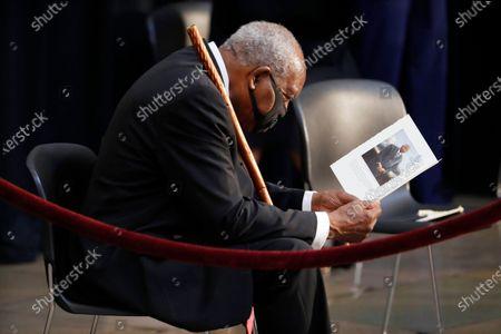 Editorial image of John Lewis Remembered, Washington, United States - 27 Jul 2020