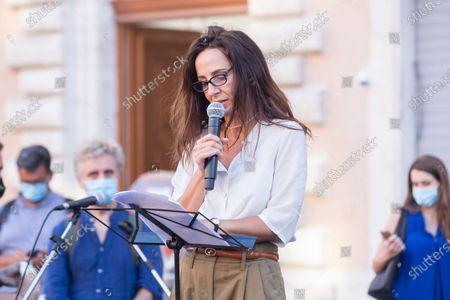 Stock Picture of Valentina Carnelutti