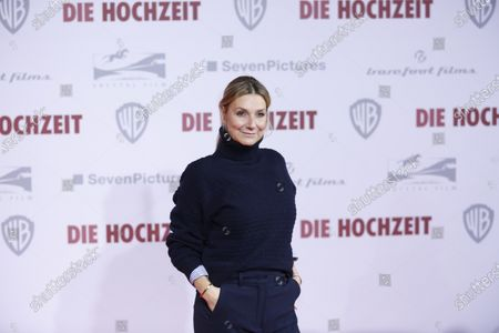 Editorial photo of 'The Wedding' world premiere, Arrivals, Berlin, Germany - 21 Jan 2020