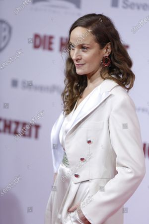 Editorial image of 'The Wedding' world premiere, Arrivals, Berlin, Germany - 21 Jan 2020