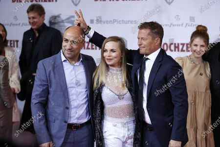 Editorial picture of 'The Wedding' world premiere, Arrivals, Berlin, Germany - 21 Jan 2020