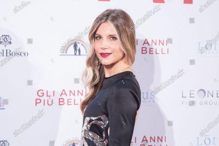 Editorial picture of 'Gli Anni Più Belli' film premiere, Arrivals,, Rome, Italy - 03 Feb 2020