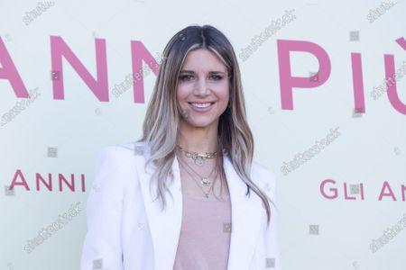 Stock Picture of Nicoletta Romanoff