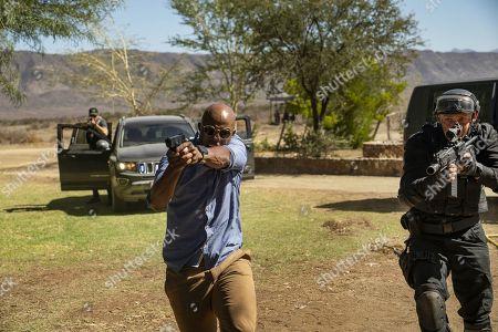 Thapelo Mokoena as Quinn Makebe