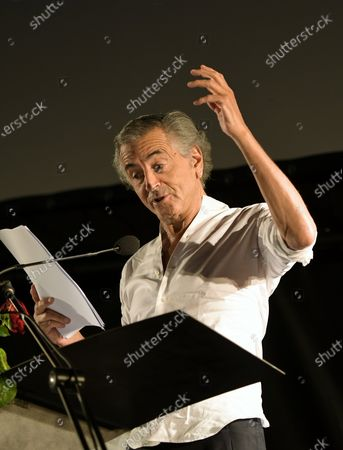 Stock Picture of Bernard-Henri Lévy