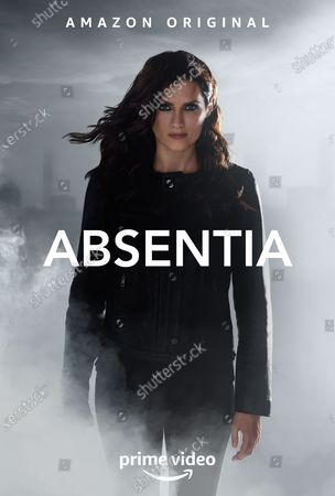 Absentia (2020) Poster Art. Stana Katic as Emily Byrne