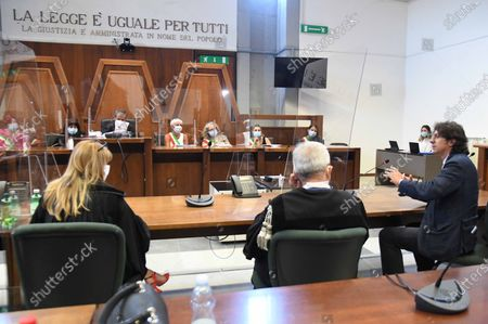 Trial against the Italian right-to-die activists Marco Cappato and Mina Welby for the aid to Davide Trentini's suicide in Switzerland