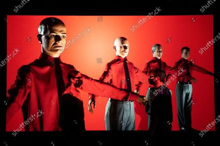 Editorial photo of Electronic: From Kraftwerk to The Chemical Brothers Exhibition, London, UK - 28 Jul 2020