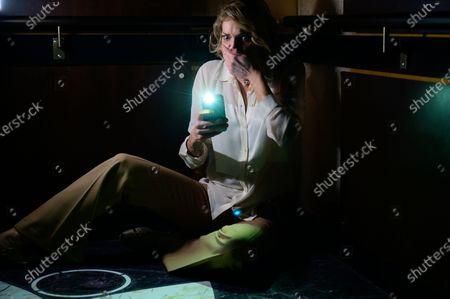 Stock Image of Tricia Helfer as Lydia Layne