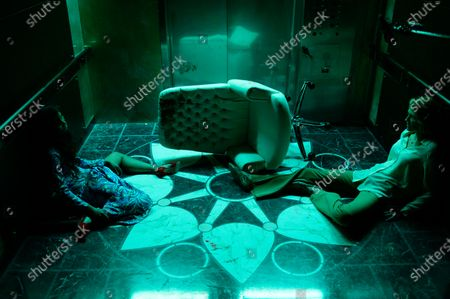 Danielle Lyn as Celia and Tricia Helfer as Lydia Layne