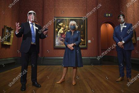 Editorial photo of Royals, London, United Kingdom - 28 Jul 2020