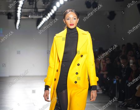Editorial photo of New York Fashion Week February 2020 Zang Toi, United States - 08 Feb 2020