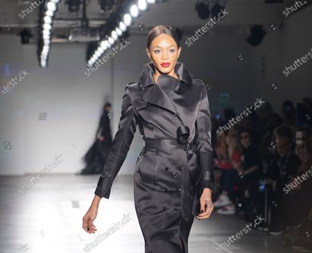 Editorial picture of New York Fashion Week February 2020 Zang Toi, United States - 08 Feb 2020
