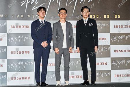 Park Jung-min, Hong Won-chan, Lee Jung-jae