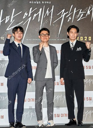 Park Jung-min, Hong Won-chan, Lee Jung-jae