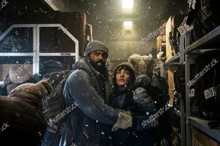 Editorial picture of 'Snowpiercer' TV Show, Season 1 - 2020