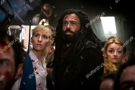 Mickey Sumner as Bess Till, Daveed Diggs as Andre Layton and Alison Wright as Ruth Wardell