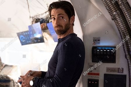 Stock Picture of Iddo Goldberg as Bennett Knox