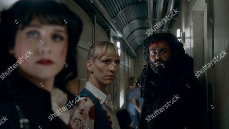 Editorial image of 'Snowpiercer' TV Show, Season 1 - 2020
