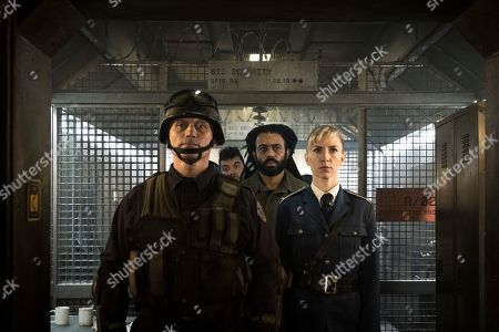 Sam Otto as John Osweiller, Daveed Diggs as Andre Layton and Mickey Sumner as Bess Till