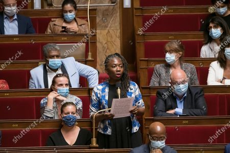 Editorial picture of Weekly session of questions to the government at the National Assembly, Paris, France - 28 Jul 2020