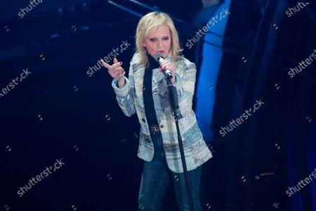 Editorial image of Domenica In at Sanremo Festival 2020, Italy - 09 Feb 2020