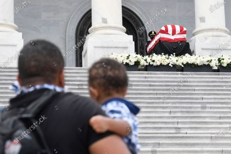 Editorial picture of John Lewis Remembered, Washington, United States - 28 Jul 2020
