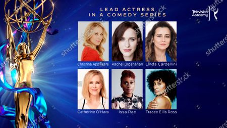 This year's Emmy nominees for Outstanding Lead Actress in a Comedy Series were announced during the 72nd Emmy Awards Nominations Announcements which streamed LIVE on Emmys.com on @ 8:30 AM PDT