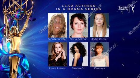 This year's Emmy nominees for Outstanding Lead Actress in a Drama Series were announced during the 72nd Emmy Awards Nominations Announcements which streamed LIVE on Emmys.com on @ 8:30 AM PDT