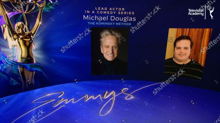 Editorial image of 72nd Emmy Awards Nominations Announcement, Los Angeles, United States - 28 Jul 2020