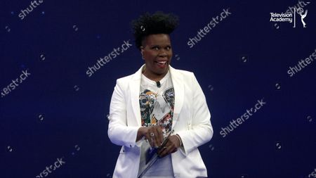 Leslie Jones announces this year's Emmy nominees for Outstanding Comedy Series during the 72nd Emmy Awards Nominations Announcements which streamed LIVE on Emmys.com on @ 8:30 AM PDT