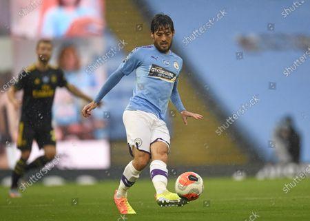 Editorial picture of Soccer Premier League, Manchester, United Kingdom - 17 Jun 2020