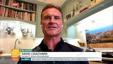 Editorial image of 'Good Morning Britain' TV Show, London, UK - 29 Jul 2020